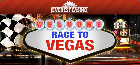 Gewinnen Sie im Race to Las Vegas eine einmalige Reise!
