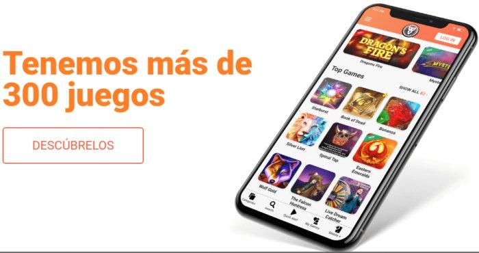 LeoVegas España bono