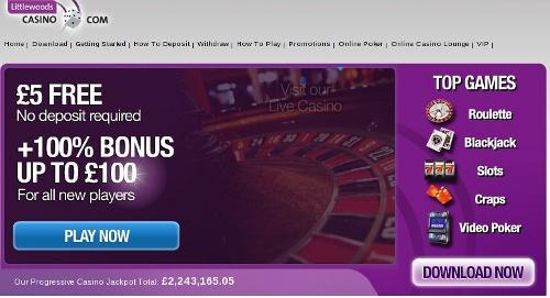 Littlewoods Casino UK