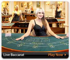 Jogar casino ao vivo com dealers e crupies ao vivo