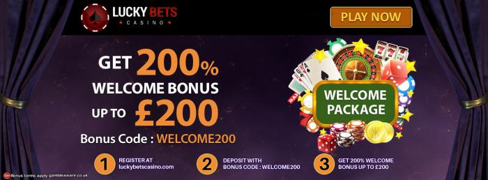 Lucky Bets Casino