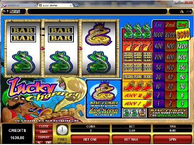 Lucky Charmer Slot