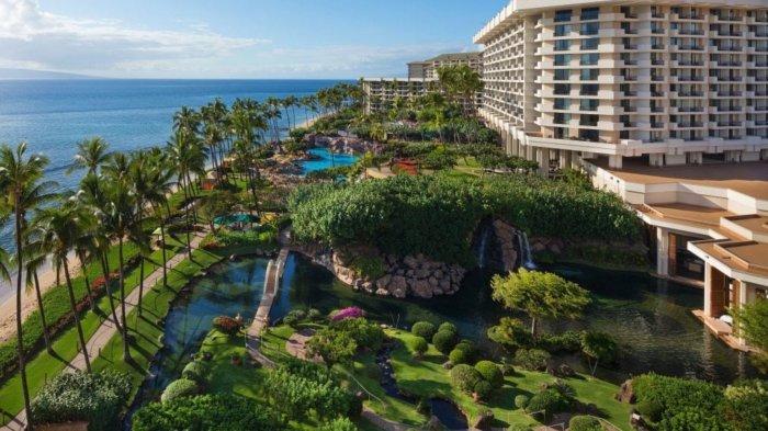 Hyatt Regency in Maui Hawaii