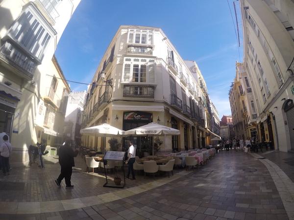 Historic Center of Malaga