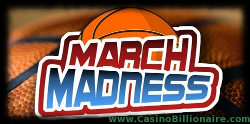 March Madness wagering promotions