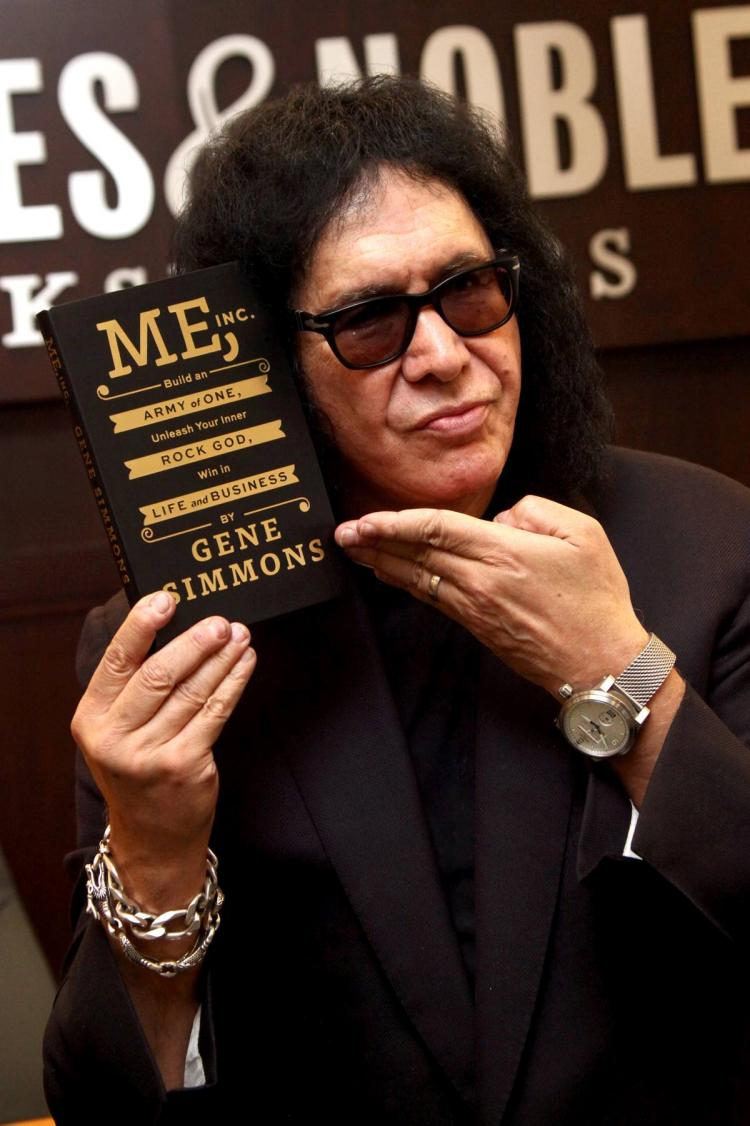 Book review - Me Inc by Gene Simmons
