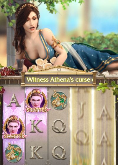 Medusa 1 - The Curse of Athena by PGsoft review