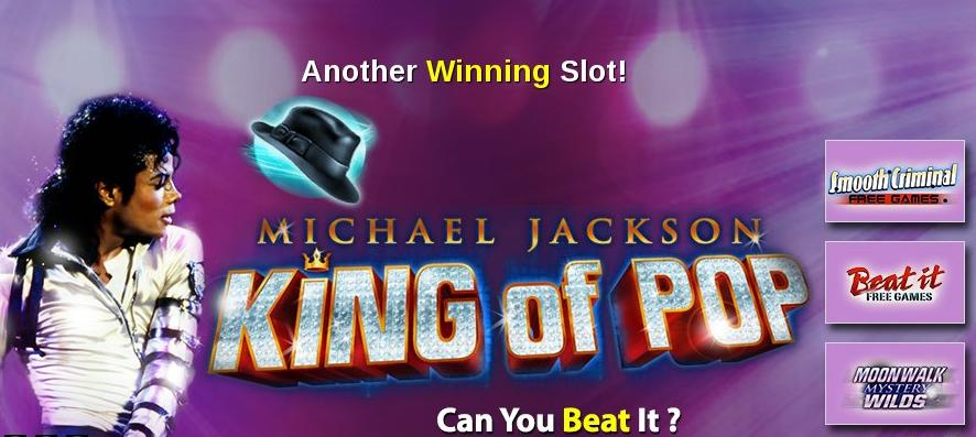 Michael Jackson Jackson slot machine