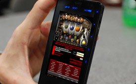 Mobile casino slot machines