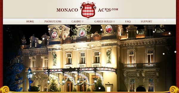 Monaco Aces Casino Review