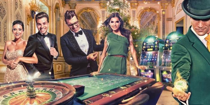 Mr Green - jogar casino ao vivo com dinheiro real