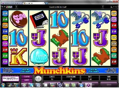 Munchkins Slot