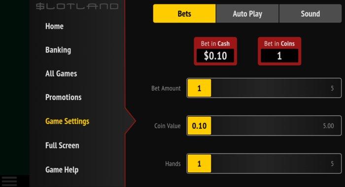 New Video Poker Game - Jacks Or Better Multi-Hand