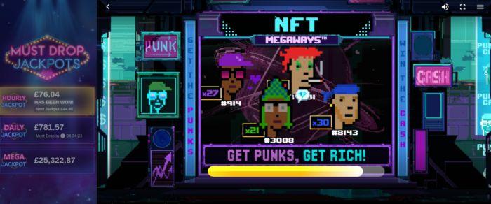 Nft Megaways Slot Game Review