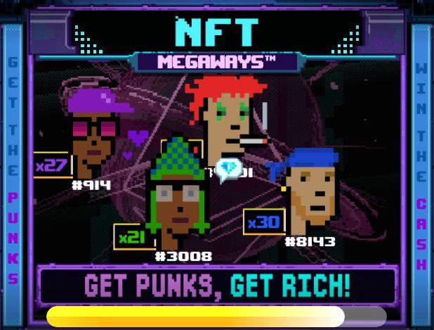 NFT Megaways slot review