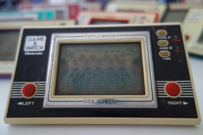 Nintendo Game Watch Collection Turtle Bridge