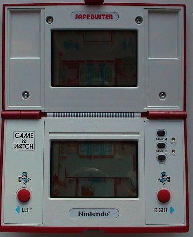 Nintendo Game & Watch Safe Buster