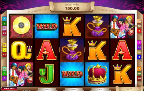 Old King Cole slot game Canada Casinos