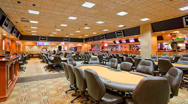 Orleans Casino Las Vegas Poker Room Review