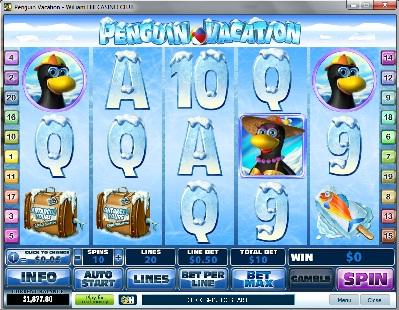 Penguin Vacation Slot