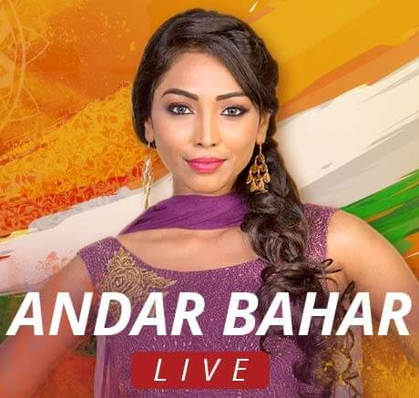 Play Live Andar Bahar - Online Casinos India