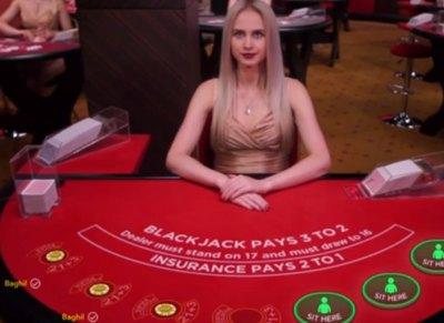 Play Live Blackjack USA