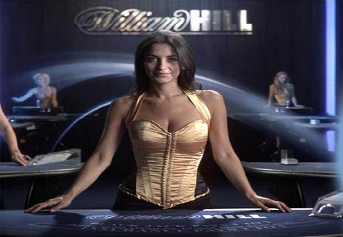 Play live Blackjack at William Hill