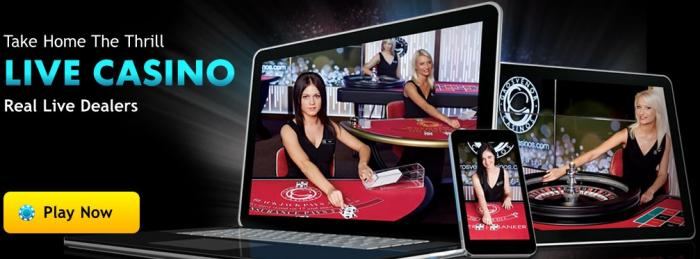 Grosvenor Live Casino