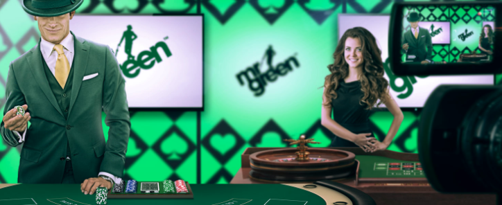 Play live Roulette MrGreen Casino promotions