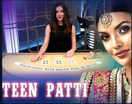 Play Live Teen Patti Online Casino India