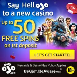 PlayOJO Casino United Kingdom