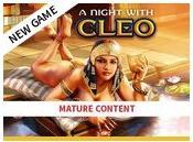 Pokie game - A night with Cleo