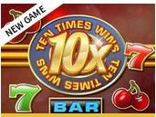 Pokie game - Ten Times Win