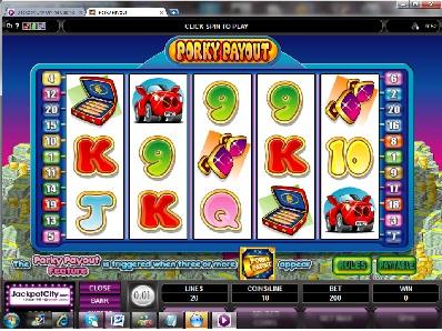 Porky Payout Slot