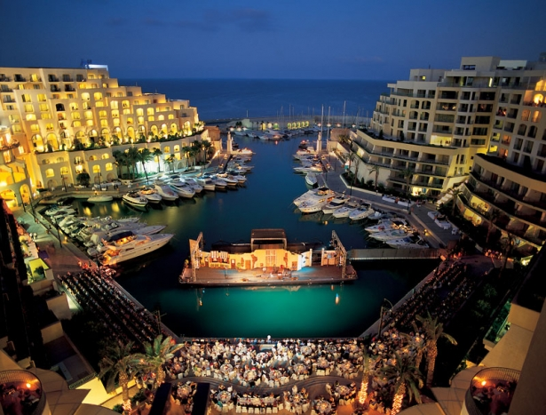 Portomaso Casino in Malta