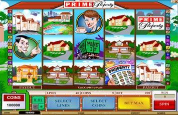 Prime Property Slot Game Microgaming