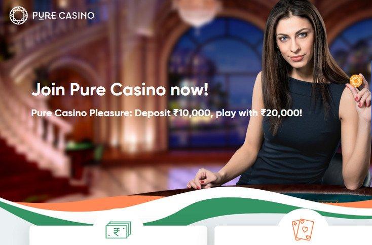 Pure Casino India
