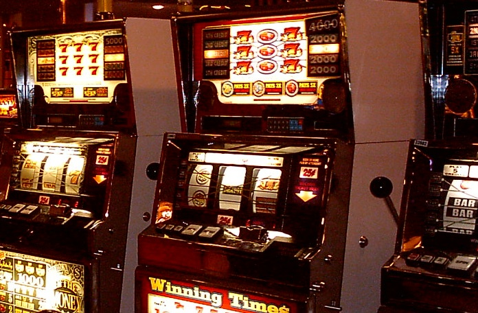 Play slots for real money