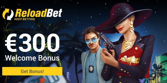 ReloadBet review