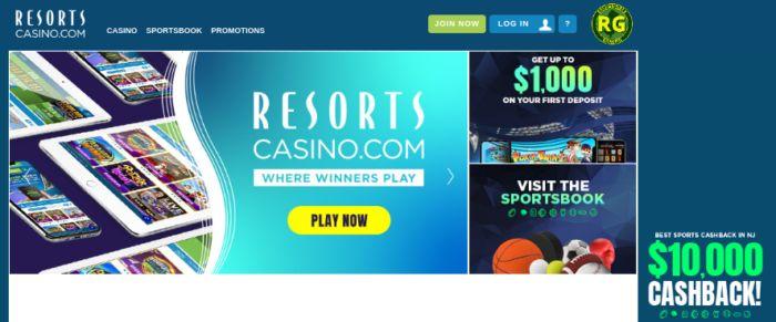 Resorts Casino Atlantic City Online Usa