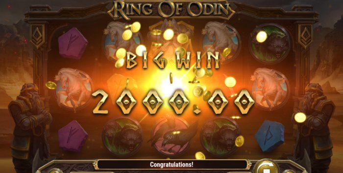 Ring of Odin slot game  - Norway, Burzum, Varg Vikernes
