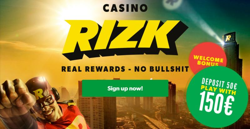 Review - Rizk Casino