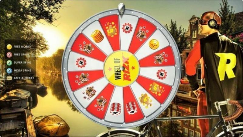 Starburst Slot Free Spins - Rizk Casino Powerbar