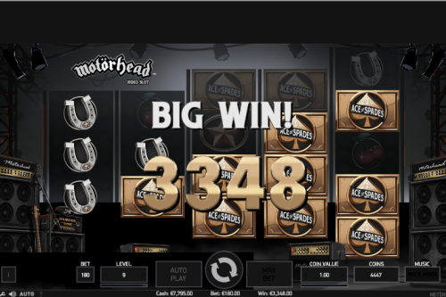Motorhead Slot Machine for Real Money - Rizk Casino