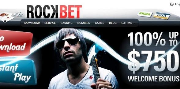 Rockbet Casino review