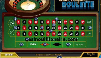 Grand Virtual roulette