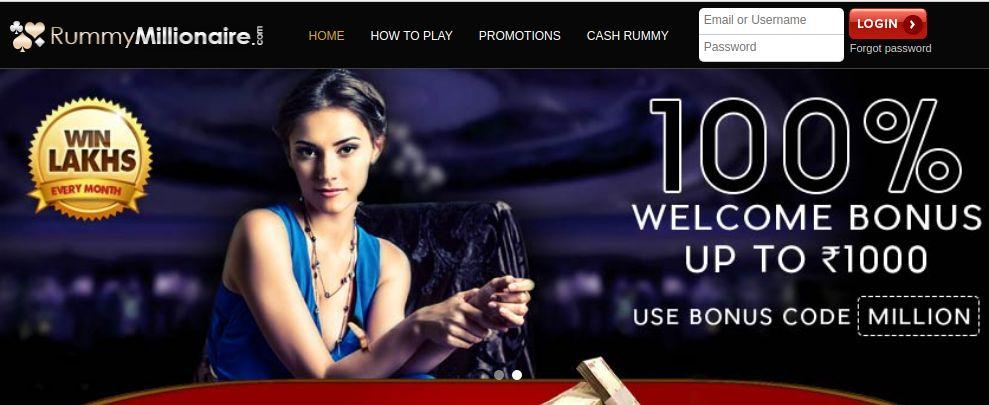 Rummy Millionaire India