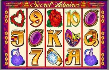Secret Admirer Slot Game Microgaming