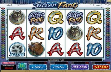 Silver Fang Slot Game Microgaming
