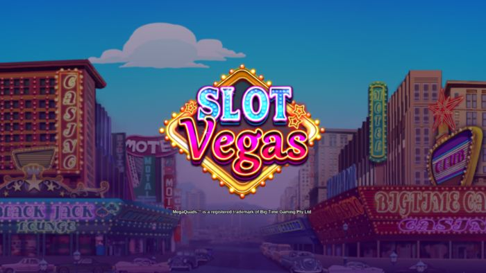 Slot Vegas Megaquads game - review